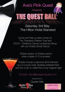 The Quest Ball 2013